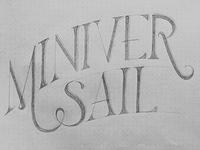 Miniver Sail