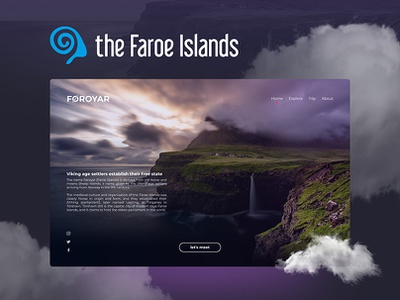 Faroe Islands design ux ui