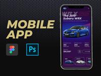 Subaru mobile app