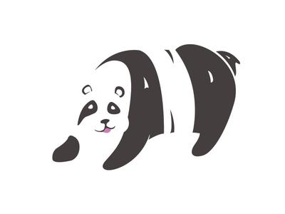 Panda Logo | Day 3 panda dailylogochallenge day3
