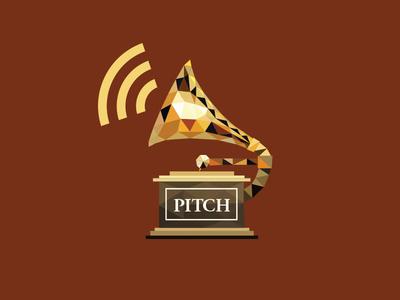 Pitch Logo music daily dailylogo dailylogochallenge