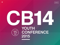 Cb14 Youth Conference 2015