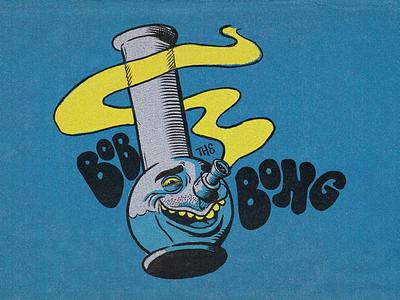 Bob the bong bong illustration