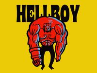 Happy birthday Hellboy