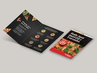 Pizza Brochure