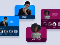 UI Model Thumbnails