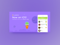Gardenia Ios Launch