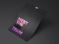 Team Promotional Asset