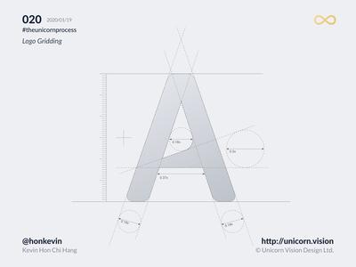 020 - Alphabag Logo Gridding