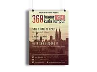 360 Bazaar Kuala Lumpur '14