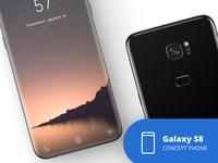 The Galaxy S8