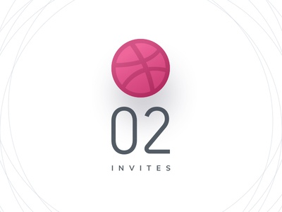 2 Dribbble Invites! draft player invite dribbble