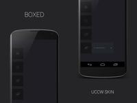 Boxed - UCCW Skin