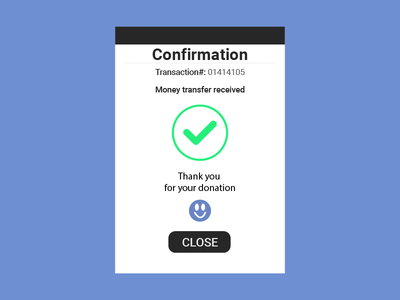 Daily Ui 054 Confirmation