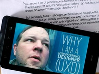 Why I Am A User Experience Designer ( UXD )