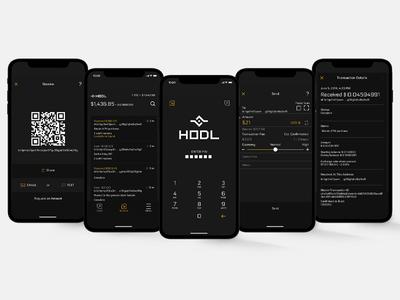 HODL Wallet App