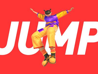 jump jump 3d
