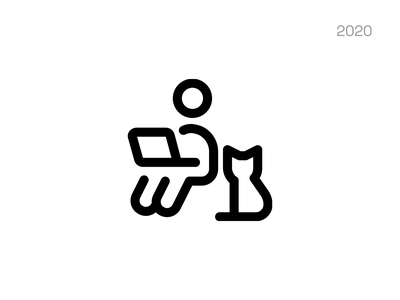 Icon of the year 2020 ux pack ui minimal vector icons
