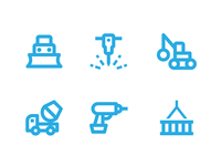 Construction - Nova icons