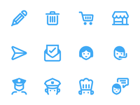 350 Free icons - Coming soon