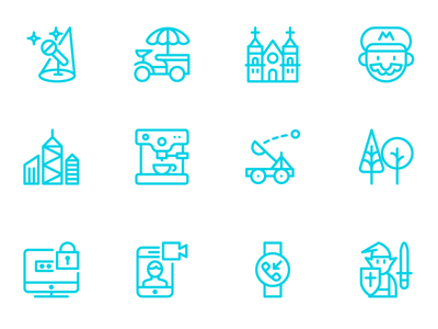 Streamline 2.5: 1,000 more icons, Iconjar support minimal apple ios vector icons