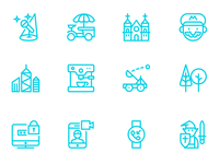 Streamline 2.5: 1,000 more icons, Iconjar support