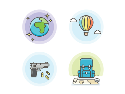 Streamline Color  marketing illustration sketch illustrator color vector icons