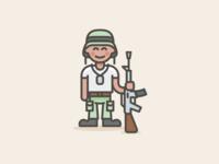 Soldier - Streamline Style