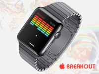 Breakout for the  Watch