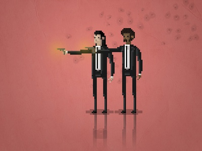 8-Bit Pulp Fiction