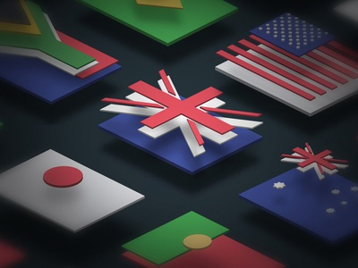 Flat Flags south africa portugal redbubble store japan new zealand usa union jack uk flags world