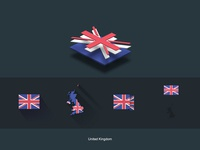 Flat Flags Uk