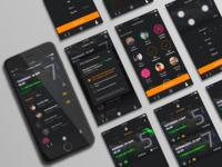 PitchUp UI | Hello Dribbble