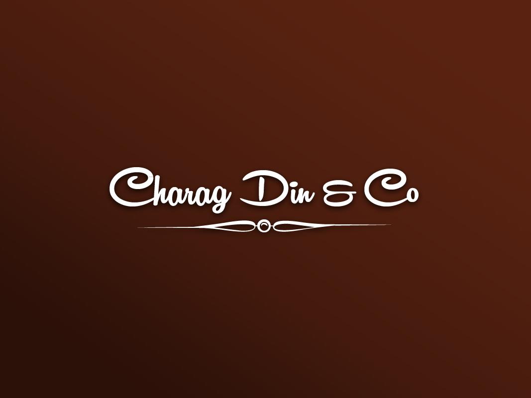 Logo typography text newsletter logo. intro design logo colors