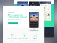 GoDiscover Travel App