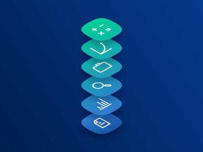 BASE cepixel software desing features icons redesign
