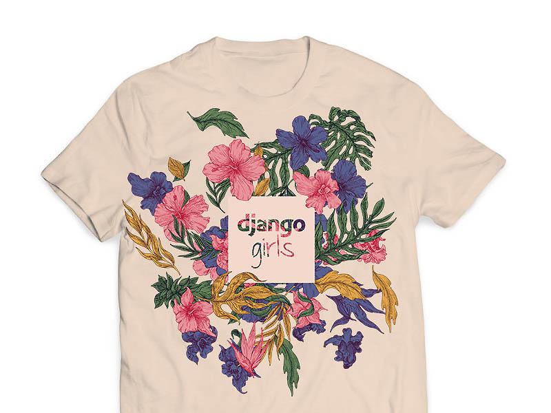 Django Girls Artwork