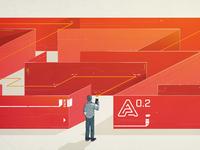 illustration for Ariadne 0.2.0 release Issue #631