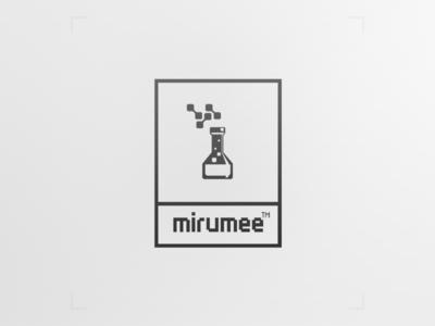 Los Logos IV lab branding logo typography vector quality mirumee design