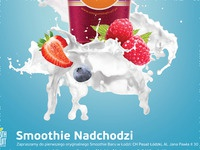 Smoothie poster (down)