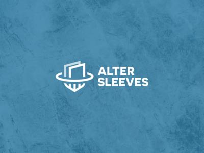 Alter Sleeves Logo