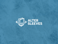 Alter Sleeves Logo