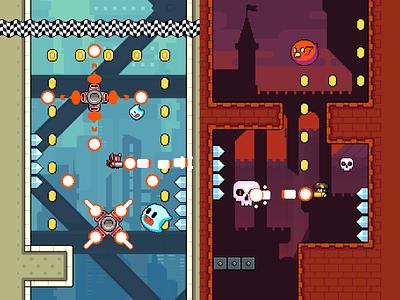 Ride the Gun! gameart game pixel pixelart