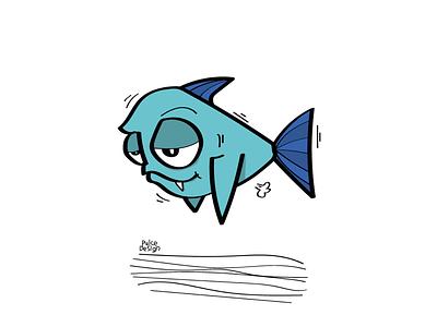 Fish pulcedesign animal fish
