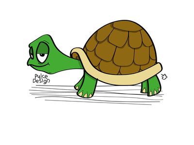 Turtle collection animal earthday color design vector illustration turtle pulcedesign