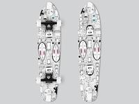 Skateboard Aluminati