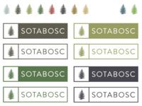 Sotabosc colour scheme (forest)
