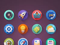 Premium icons set