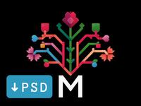 Moldova Logo - Kinda Flat