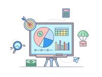 Strategy Icon - dropbox style